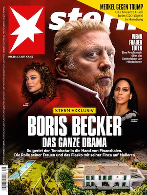 boris becker deal mit finanzhai l ste schulden drama aus. Black Bedroom Furniture Sets. Home Design Ideas