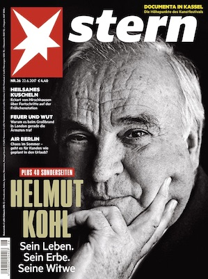 helmut kohl seine s hne d rfen abschied vom altkanzler. Black Bedroom Furniture Sets. Home Design Ideas