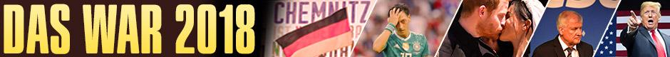 Banner: Jahresrückblick 2018