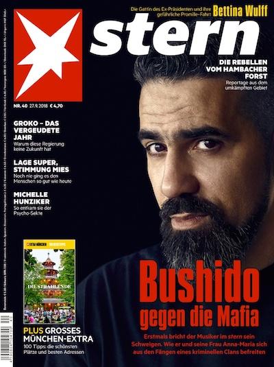 bushido und seine ehefrau wir lassen uns nicht mehr. Black Bedroom Furniture Sets. Home Design Ideas