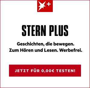 Banner: STERN PLUS